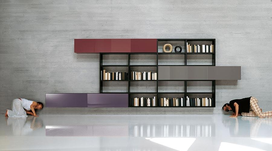 LAGO 30mm 36e8 estanteria libreria