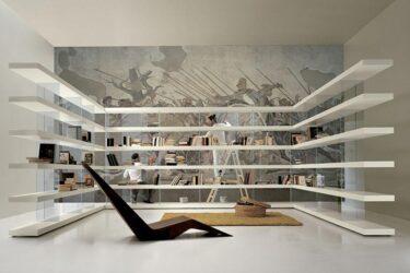 LAGO AIR estanteria libreria