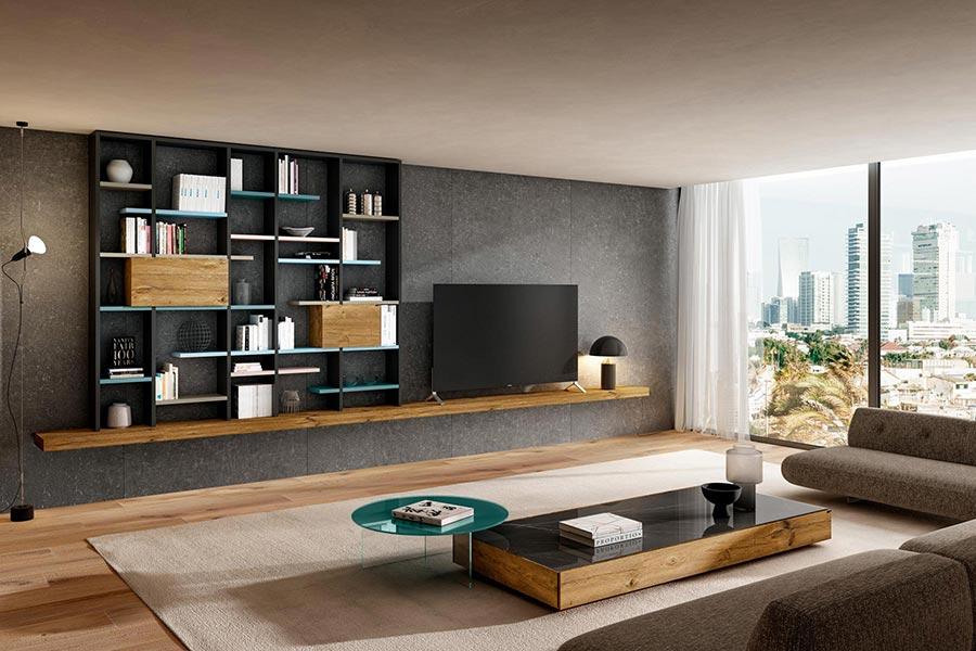 LAGO mueble salon 36e8 30mm Tel Aviv DESLAN