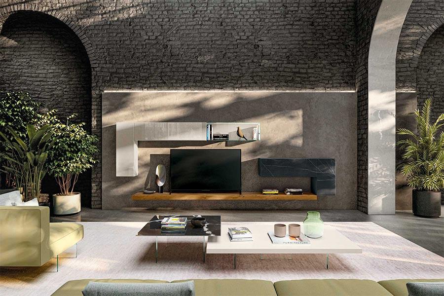 LAGO mueble salon 36e8 loft amsterdam DESLAN