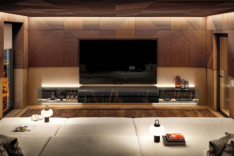LAGO mueble salon 36e8 sala-musica DESLAN