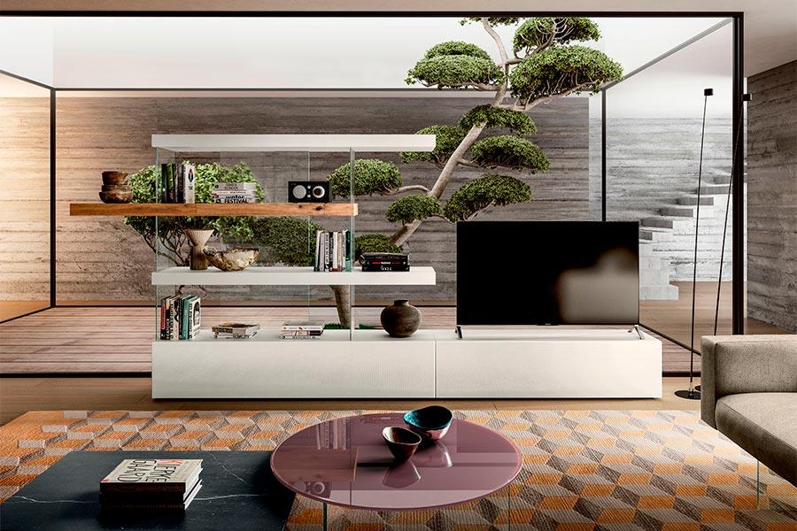 LAGO mueble salon AIR Kyoto DESLAN