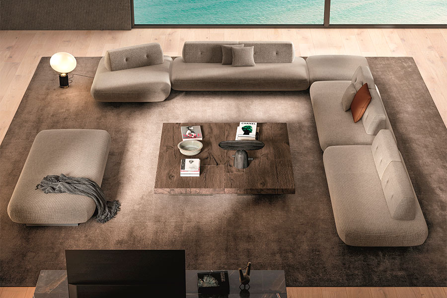 LAGO sofá SAND Deslan