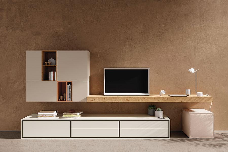 VIVE mueble salon escritorio ON BOOK Deslan